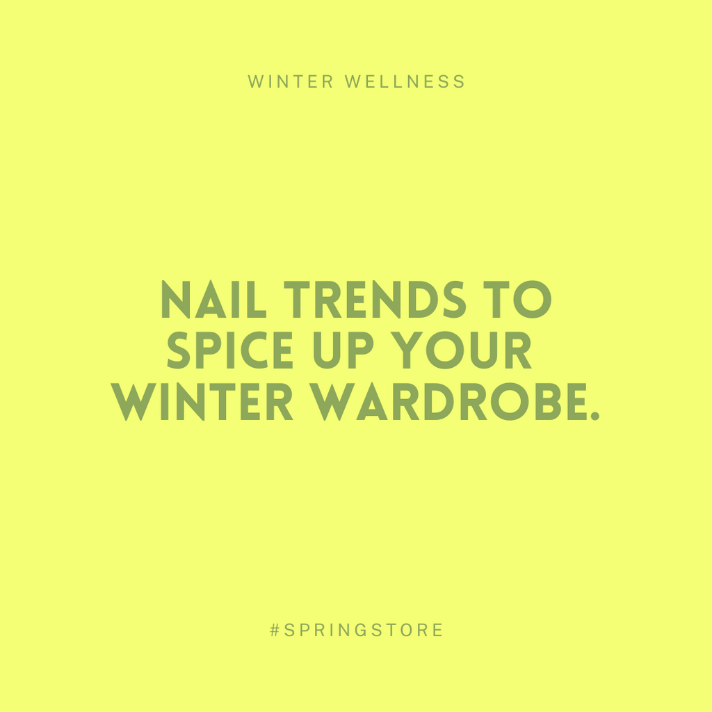 Nail Trends To Spice Up Your Winter Wardrobe