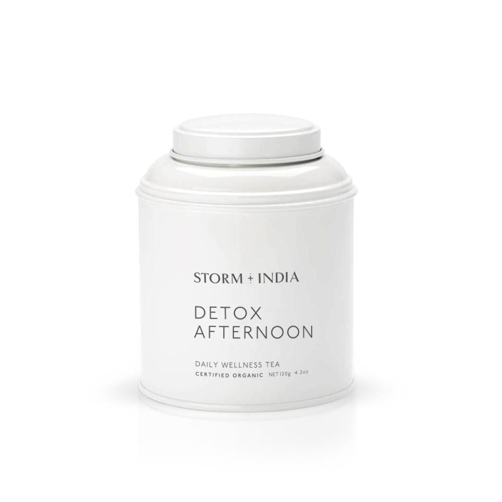 Detox Afternoon Daily Wellness Tea Tin