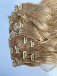 Milahnia Clip-ins Champagne Blonde