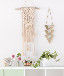 Alpinia Wall Hanging