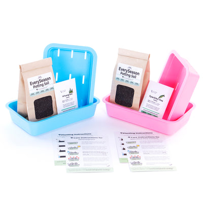 Double Microgreens Grow Kit 🌱🌱