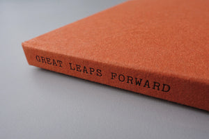 Great Leaps Forward - Signed