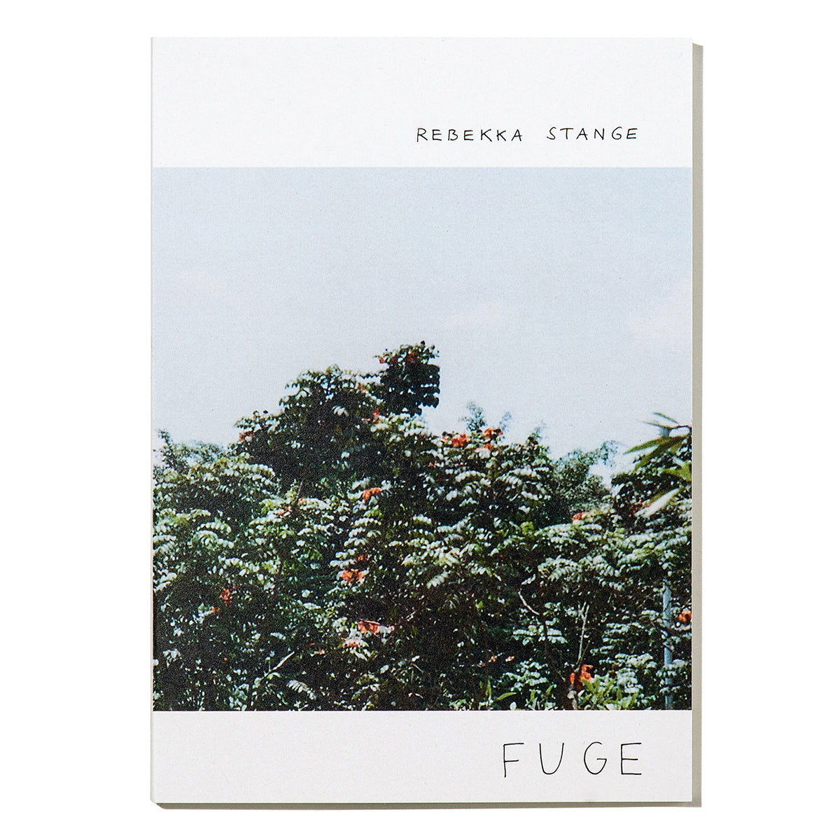FUGE - signed copy