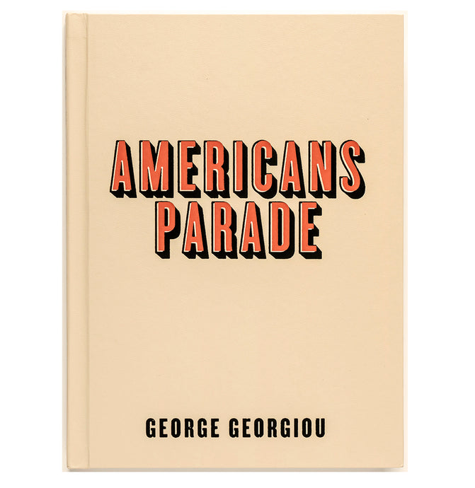 Americans Parade - signed