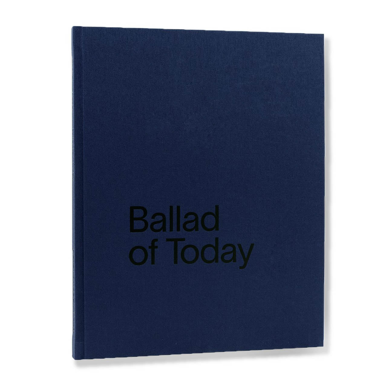 Ballad of Today - signed