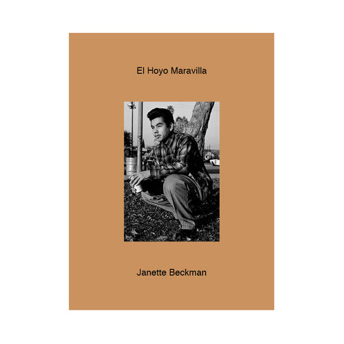 El Hoyo Maravilla - signed copy