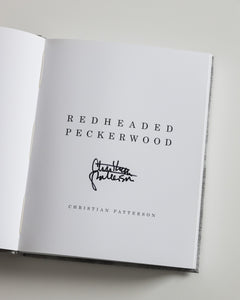 Redheaded Peckerwood (Maquette) signed