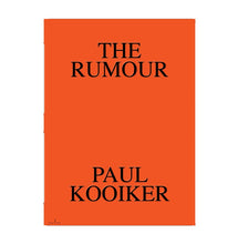 The Rumour - signed