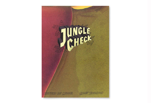 Jungle Check - signed