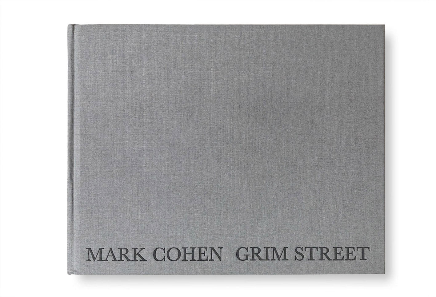 GRIM STREET Special edition signed