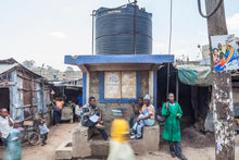 Watertanks Mathare Nairobi