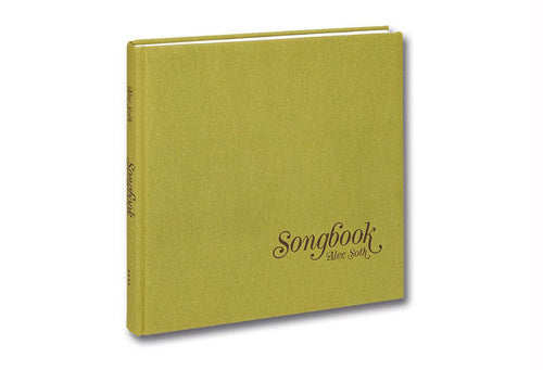 Songbook - first printing