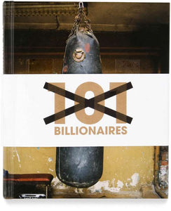 101 BILLIONAIRES Crisis Special Edition - signed
