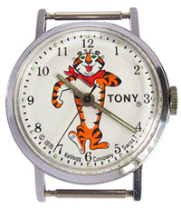 Vintage Tony the Tiger wristwatch