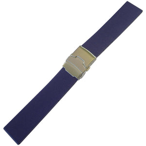 Bonetto Cinturini Rubber Watch Strap 300L Blue-Holben's Fine Watch Bands