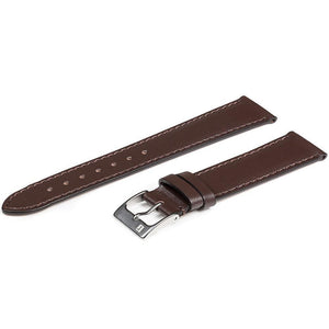 ColaReb Leather Watch Strap Torino Brown-Holben's Fine Watch Bands