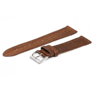 ColaReb Wood Watch Strap Brown