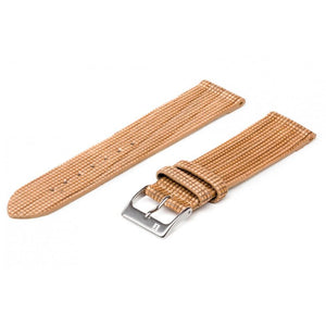ColaReb Wood Watch Strap Tan