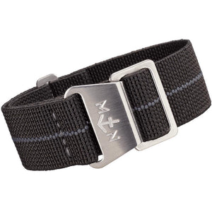 Erika's Originals MN Watch Strap Black Ops Dark Gray-Holben's Fine Watch Bands