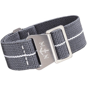 Erika's Originals MN Watch Strap Mirage Gray White-Holben's Fine Watch Bands