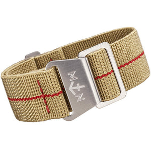 Erika's Originals MN Watch Strap Sahara Red-Holben's Fine Watch Bands