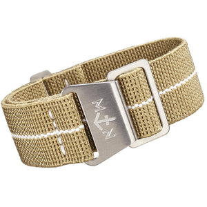 Erika's Originals MN Watch Strap Sahara White-Holben's Fine Watch Bands