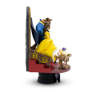 Beauty and the Beast Diorama