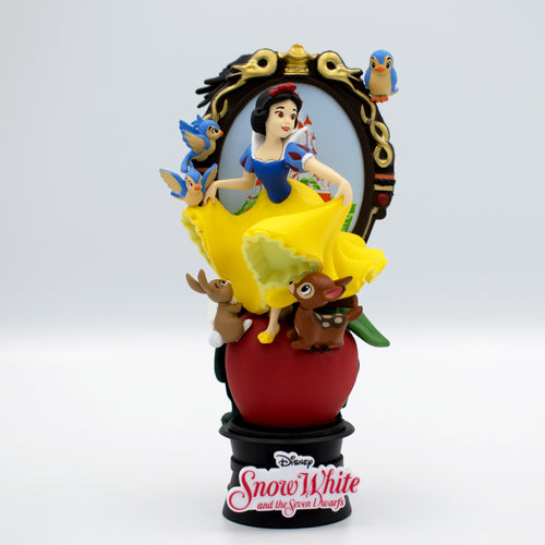 Snow White and the Seven Dwarfs Diorama