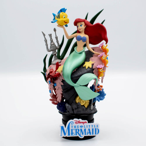 The Little Mermaid Diorama