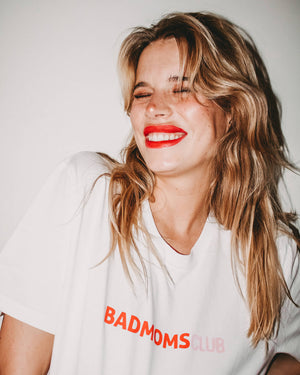 Bad Moms Club T-Shirt (white)