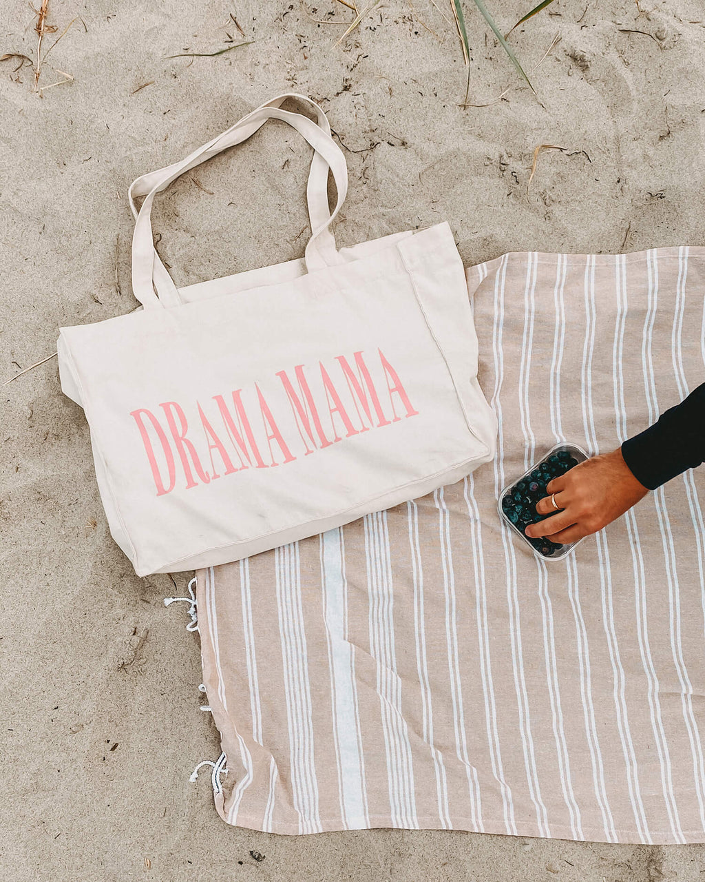 Drama Mama Shopper (natural)