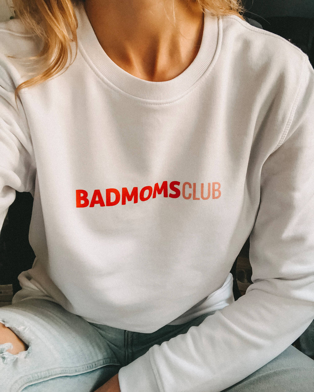 Bad Moms Club Sweater