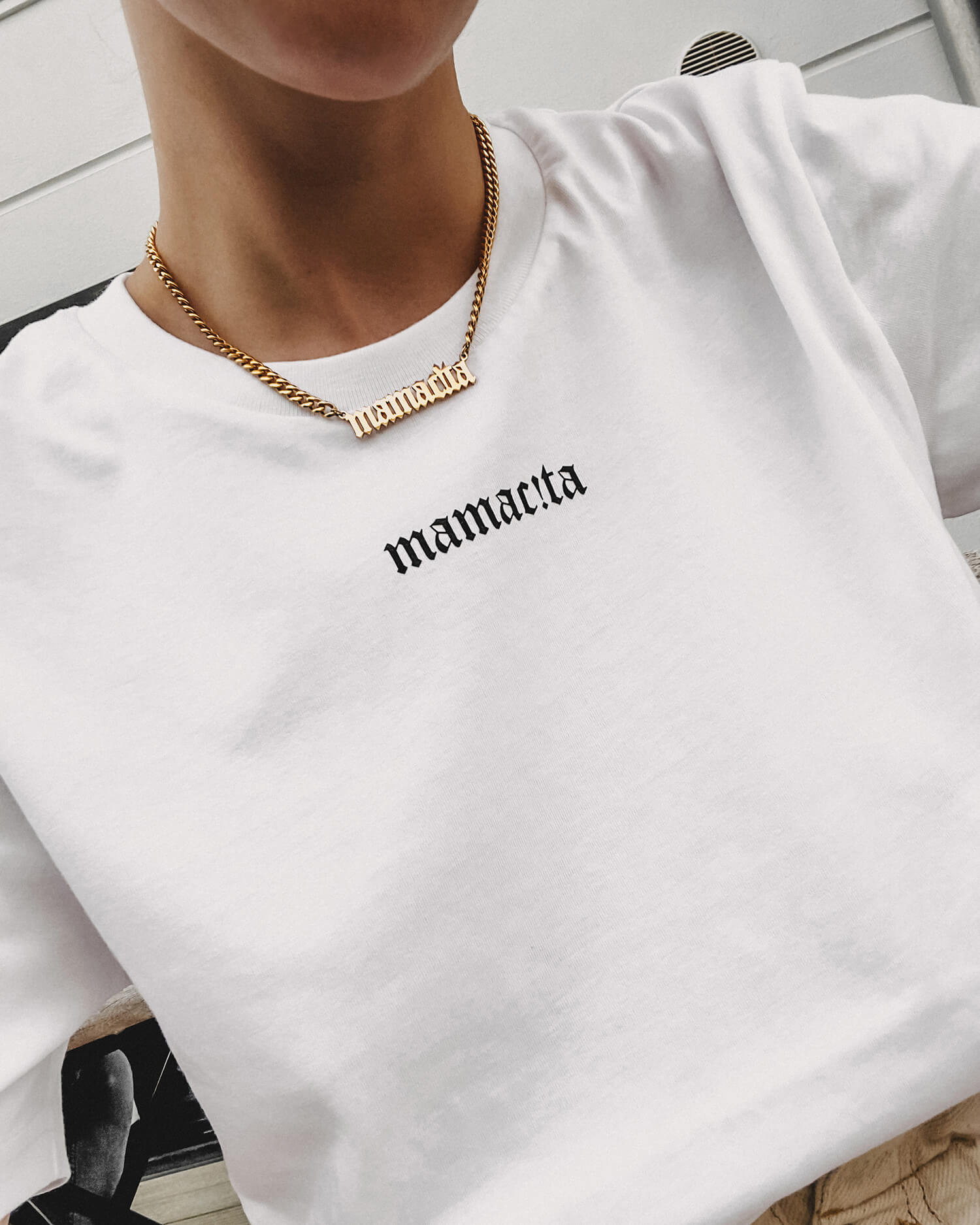 Mamacita Necklace (gold)