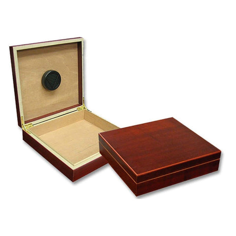 Image of The Chateau Small Humidor For 20 Cigars
