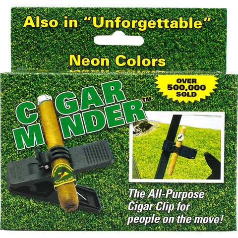 Cigar Minder Clip - All Purpose Cigar Holder