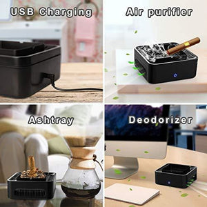 Air Purifying Ash Tray