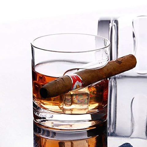 Image of Cigar Holder Glass - Default