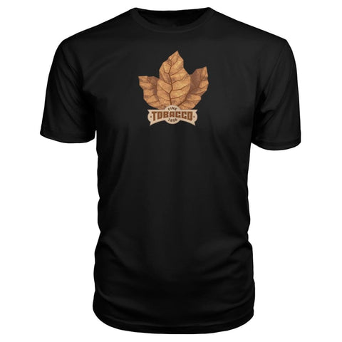 Image of Fine Tobacco Premium Tee - Black / S - Short Sleeves