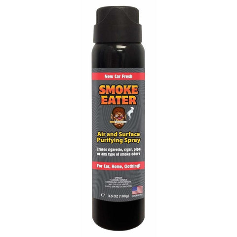 Smoke Eater Spray - NEW CAR FRESH AEROSOL