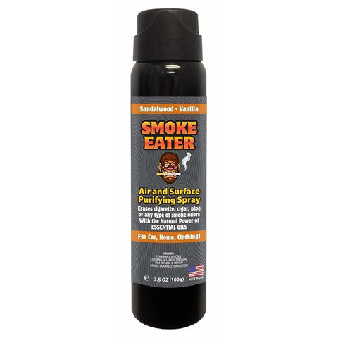 Smoke Eater Spray - Sandalwood Vanilla Aerosol