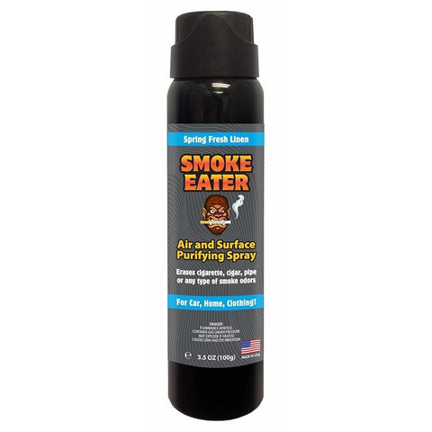 Image of Smoke Eater Spray - SPRING FRESH LINEN AEROSOL
