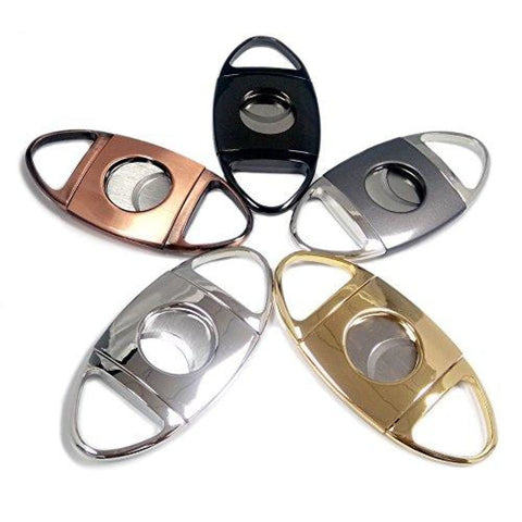 Image of Stainless Steel Cigar Cutter