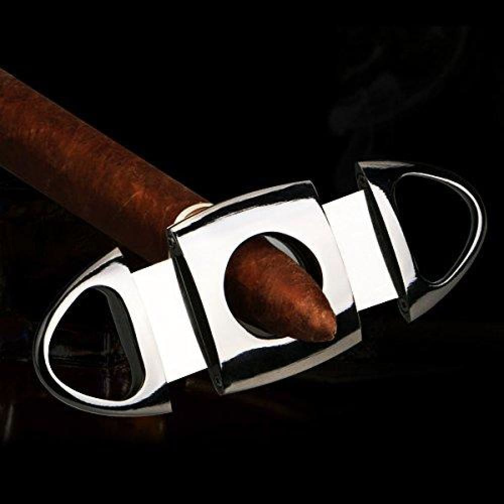 Stainless Steel Cigar Cutter