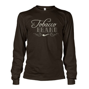 Tobacco Brand Long Sleeve - Dark Chocolate / S - Long Sleeves