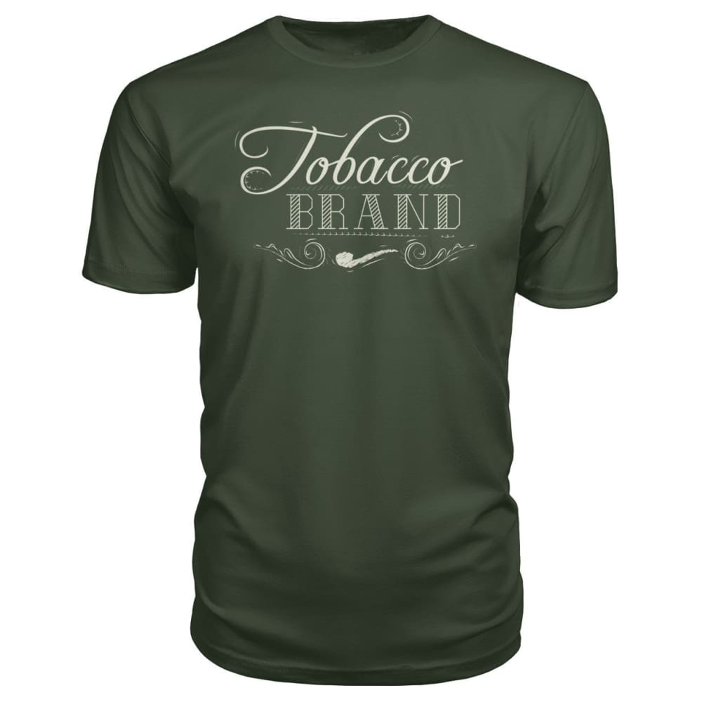 Tobacco Brand Premium Tee - City Green / S - Short Sleeves