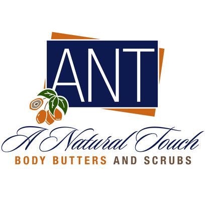 A Natural Touch Body Butters and Scrubs