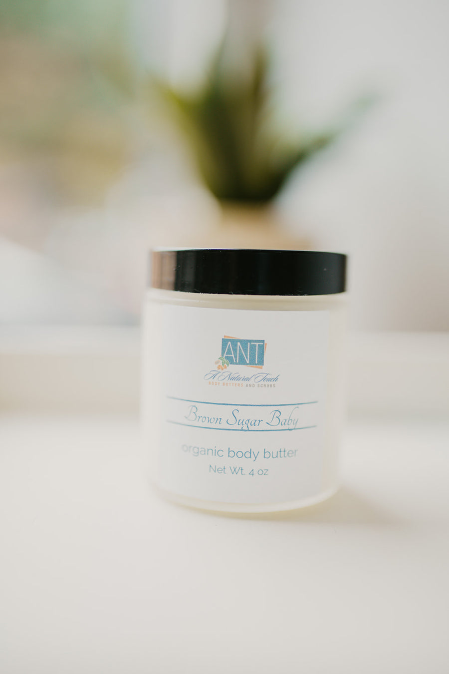 Brown Sugar Baby Body Butter