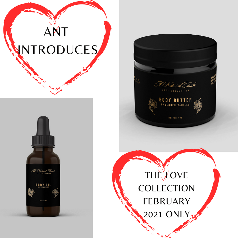Love Collection Butter and Oil