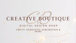 Creative Boutique SVG Designs