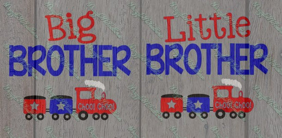 Big Brother Little Brother Train